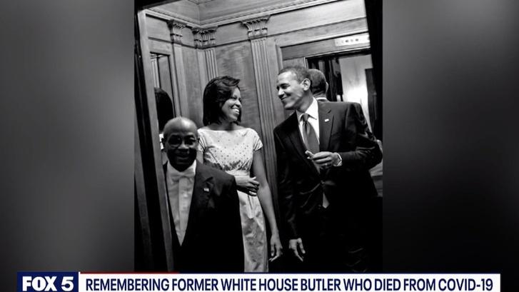 Фото №1 - В США умер дворецкий, служивший 11 президентам