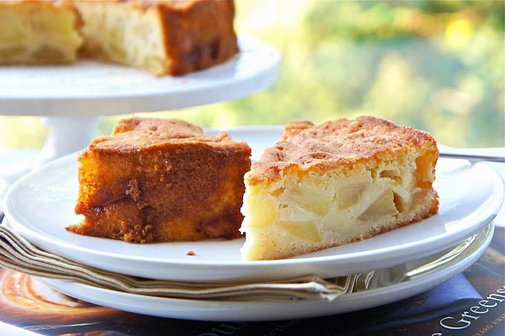 Фото №1 - Подарок маме на 8 марта: печем яблочный пирог