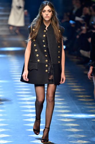 Фото №3 - Дети выросли: звездные отпрыски на показе Dolce & Gabbana в Милане