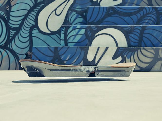 Фото №1 - Ученые воссоздали летающую доску из фильма «Назад в будущее»