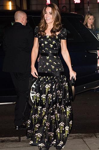 Фото №3 - Герцогиня Кэтрин, принцесса Беатрис, Виктория Бекхэм и другие звезды на гала-вечере в Лондоне