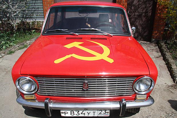 Фото №1 - Как тюнинговали автомобили в СССР