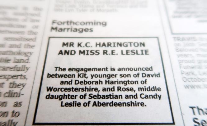 Фото №3 - Свадьба Короля Севера состоится в Шотландии