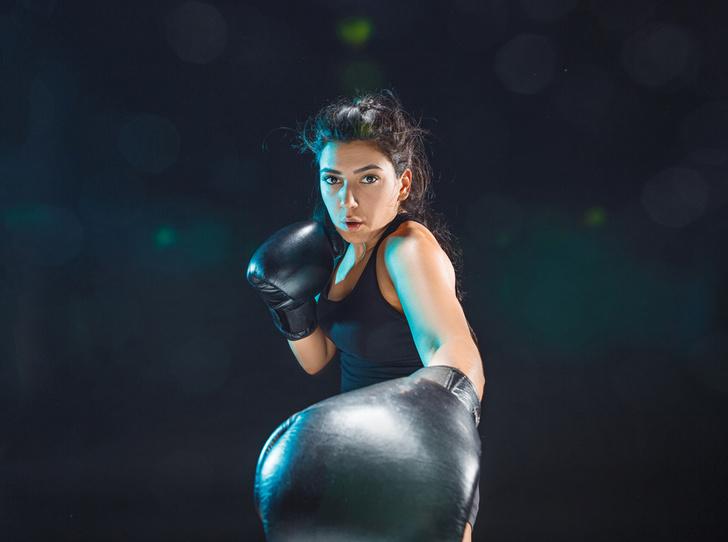 Фото №3 - Биться будем: бокс как новый вид женского фитнеса