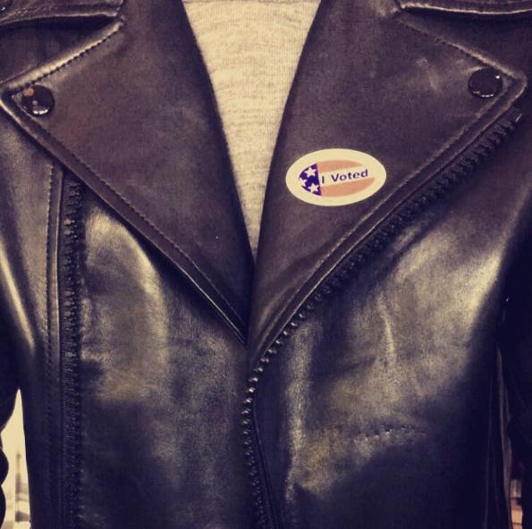 Фото №23 - День выборов в звездном Инстаграме