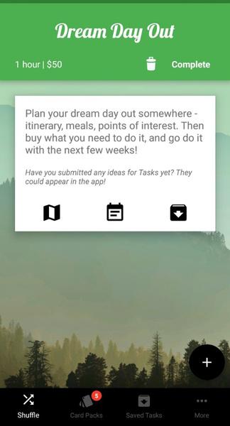 Фото №2 - Приложение дня: Выполни задание и переверни свою жизнь с ног на голову
