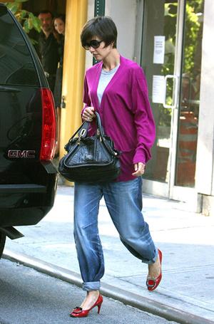 Фото №4 - Было ваше, стало наше: как и с чем носить джинсы-бойфренды