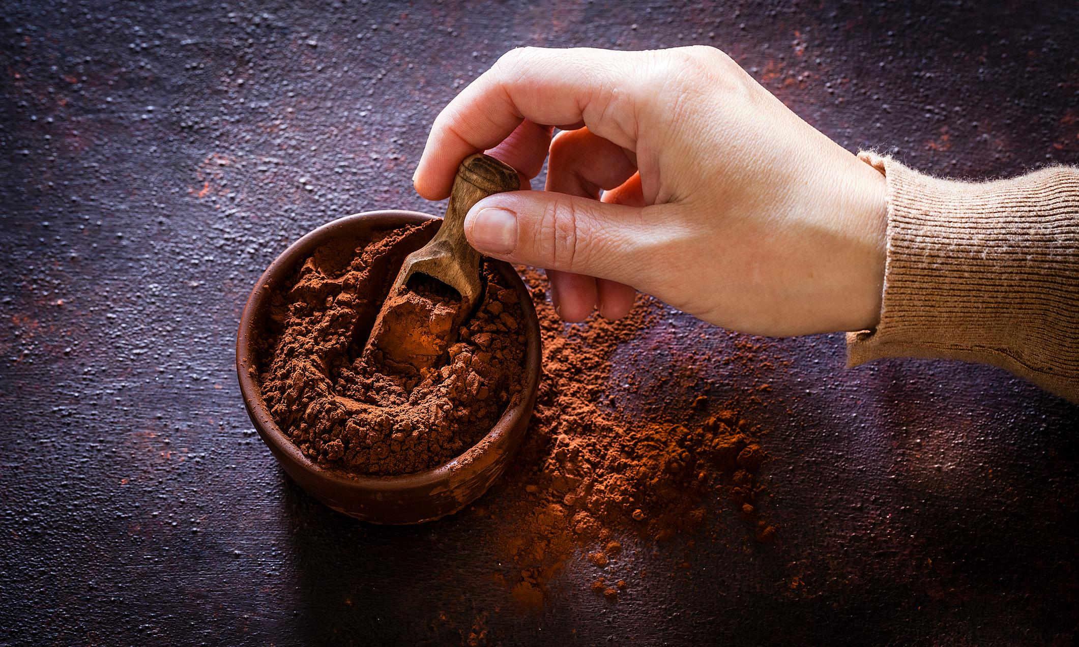 Ученые выяснили, что скорлупа какао спасет от ожирения