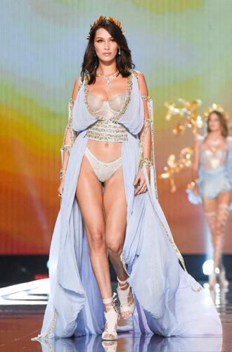 Фото №19 - Секретная диета Беллы Хадид, или как худеют ангелы Victoria's Secret