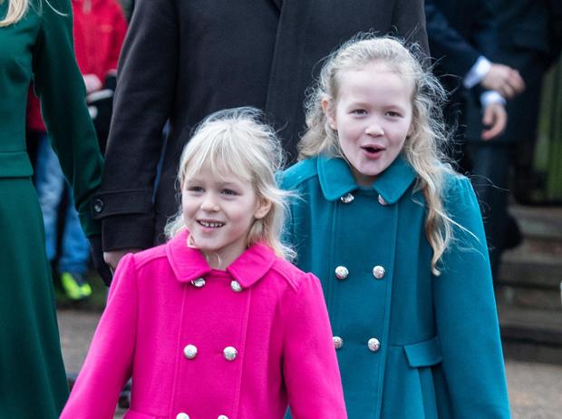 Фото №1 - Кто действительно повеселился на королевской рождественской службе