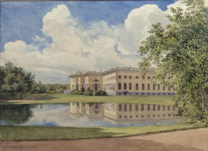 Фото №4 - 13 залов Александровского дворца в Царском селе открываются для посещения