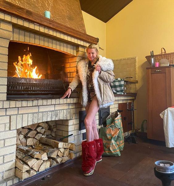 Фото №1 - Волочкова показала, как выглядят ее похудевшие ноги без фотошопа