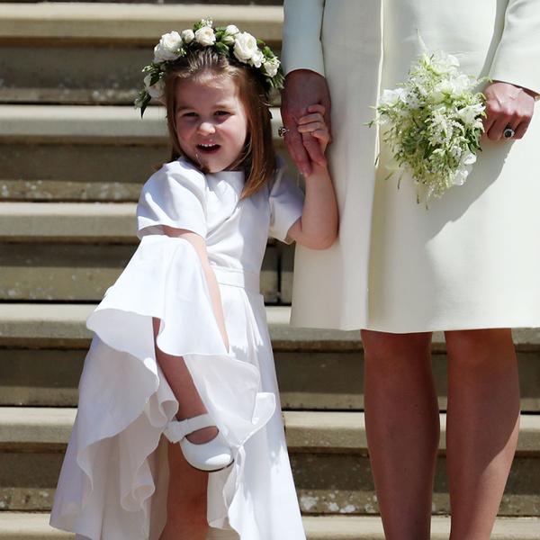 Фото №13 - Самые трогательные моменты королевских свадеб (о Гарри и Меган мы тоже не забыли)