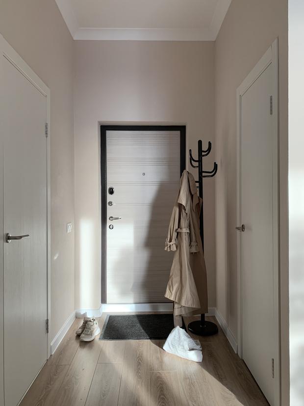 Фото №7 - Минская квартира 48 м² в стиле кинфолк