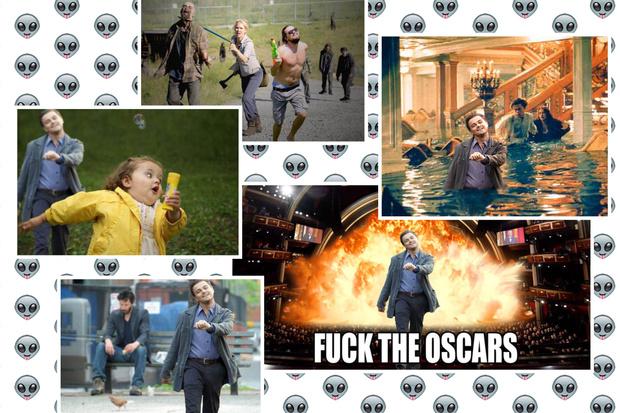 Фото №9 - Лео Ди Каприо в лучших мемах интернета
