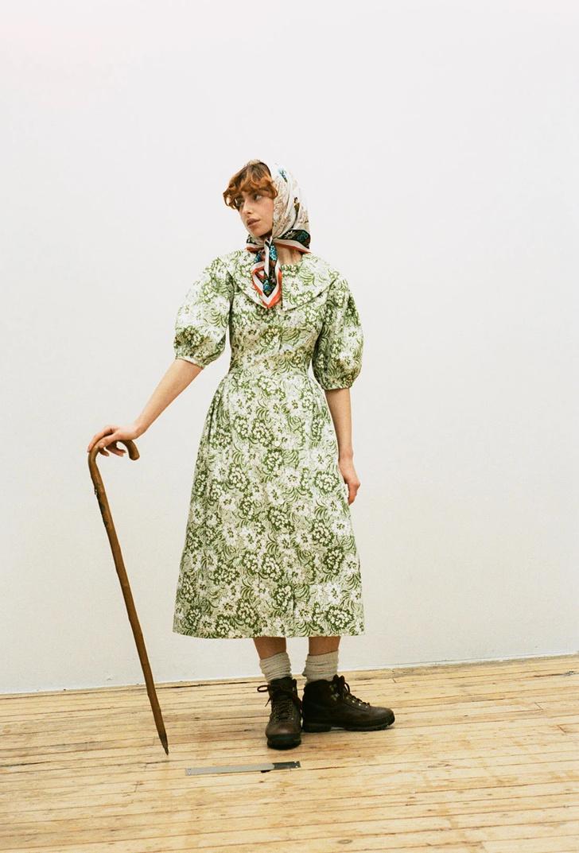 Фото №13 - Летом всем нам нужно платье в цветочек. Вот 20 нежных вариантов