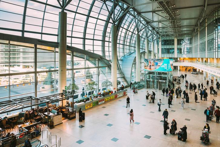 Фото №1 - Названы самые загруженные аэропорты Европы