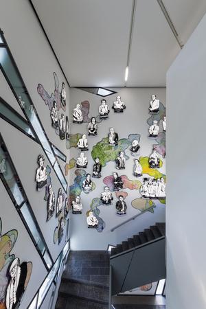 Фото №9 - Обновленное пространство Еврейского музея в Берлине