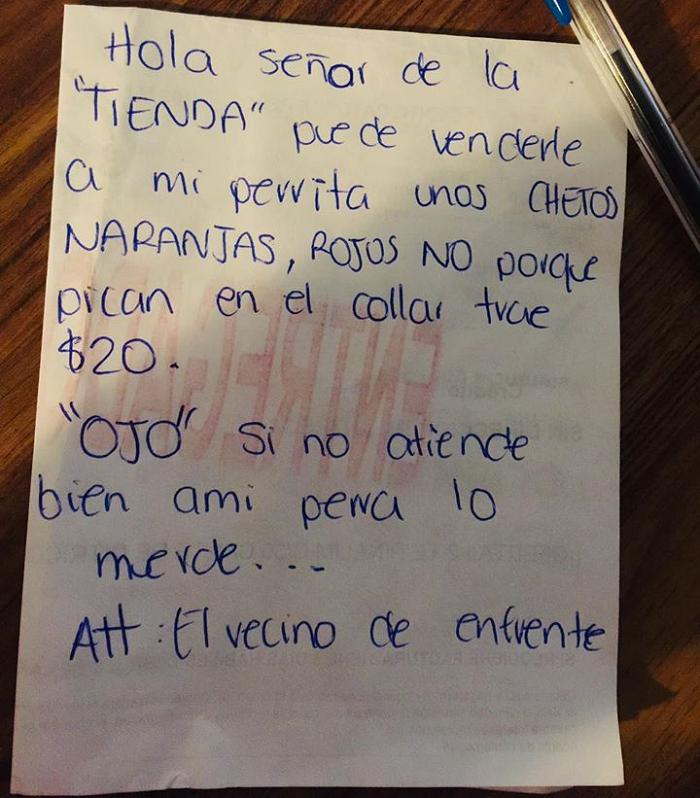 Фото №2 - Сидящая в карантине девушка отправила своего чихуахуа в магазин за чипсами— и это сработало