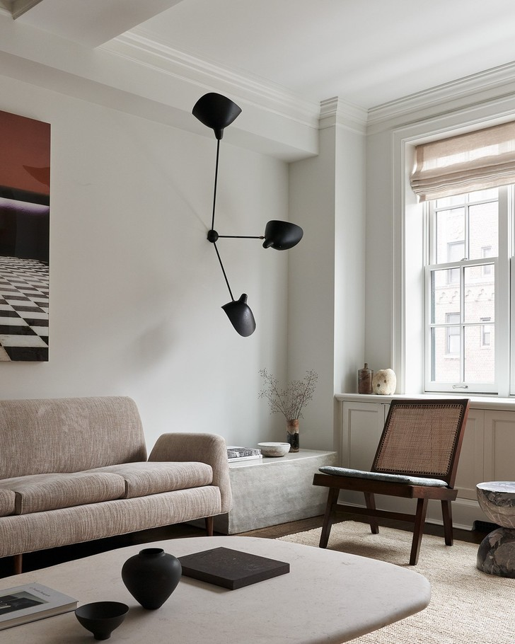 Фото №3 - Квартира нью-йоркского коллекционера искусства