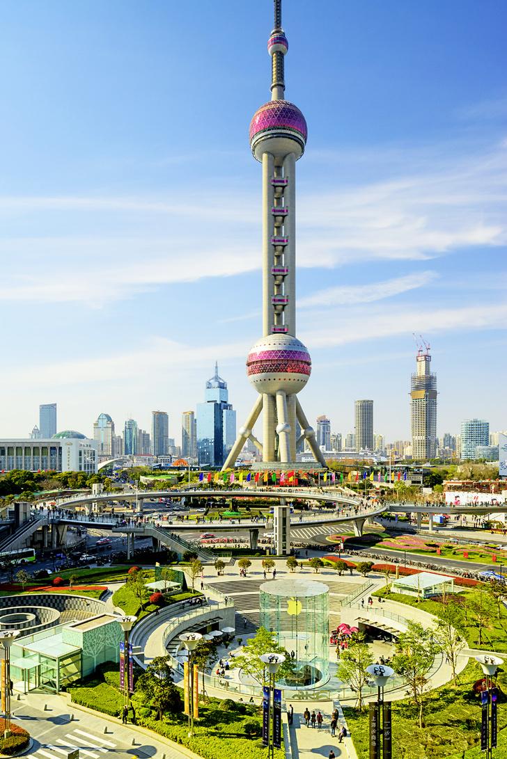 Фото №2 - Выйти из сумрака: как Китай собирается стать самой чистой в мире страной
