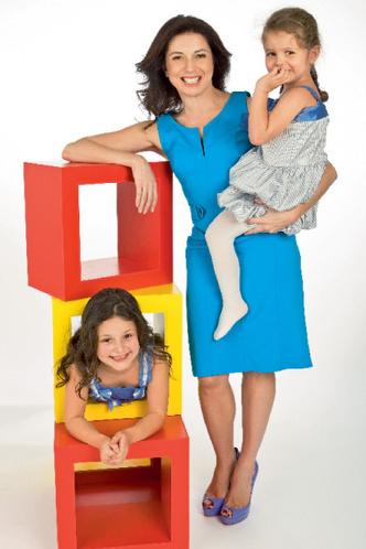 Фото №1 - Алиса Хазанова, Мина и Эва: мамины дочки