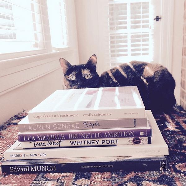 Фото №3 - Звездный Instagram: Знаменитости и книги