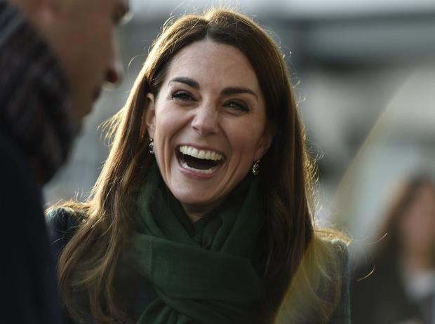 Фото №4 - Удивительная девушка: черта характера Кейт, в которую влюбился принц Уильям