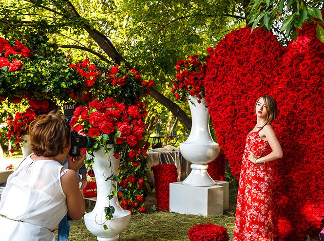 Фото №6 - Видео: как прошел фестиваль цветов Moscow Flower Show