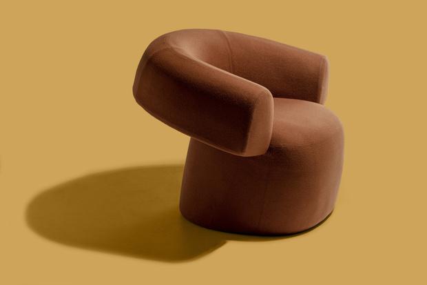 Фото №1 - Кресло Ruff по дизайну Патрисии Уркиолы для Moroso