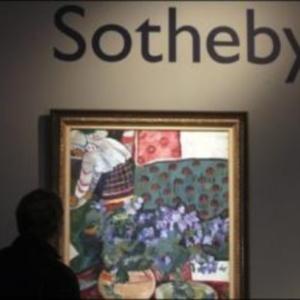 Фото №1 - В Лондоне торгуют русским искусством