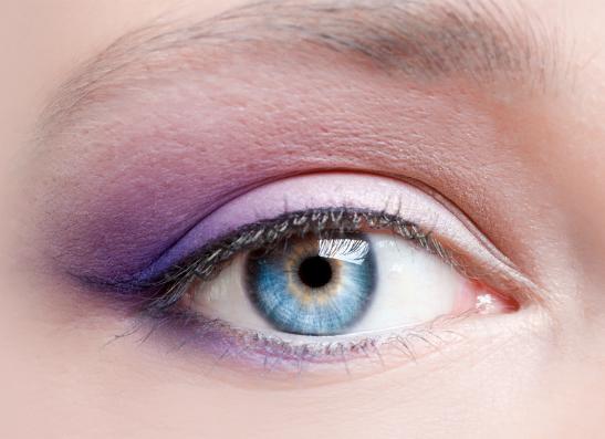 Фото №3 - Как подчеркнуть естественный цвет глаз?