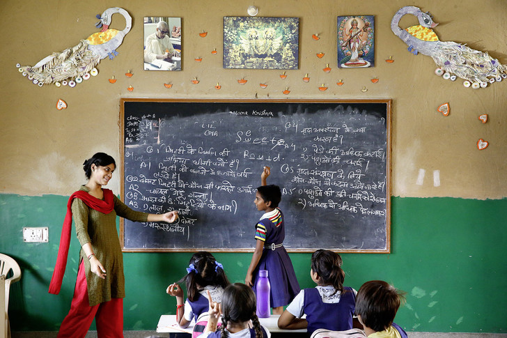 Фото №10 - Накопительный вклад: как воспитывают детей в Индии