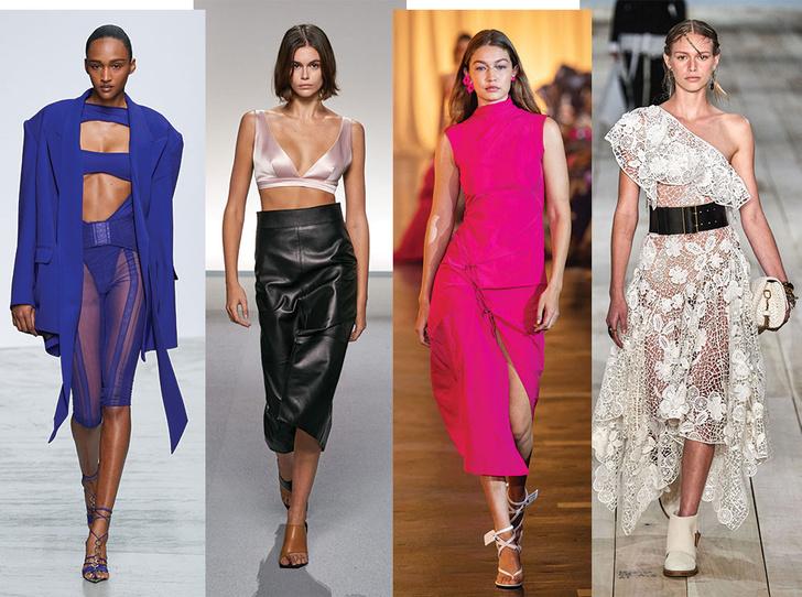 Фото №1 - 10 трендов весны и лета 2020 с Недели моды в Париже