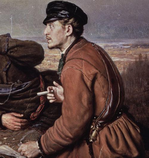 Фото №3 - Врать по-русски: 9 фактов об «Охотниках на привале»