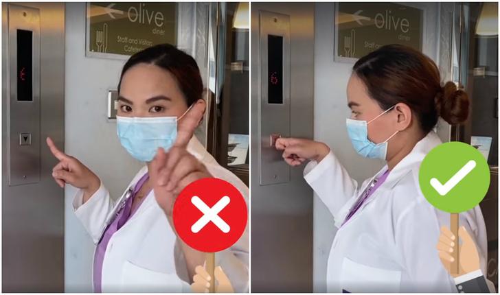 Фото №1 - Бойкий ролик от врачей о том, как нужно изменить бытовые привычки во время коронавируса (видео)
