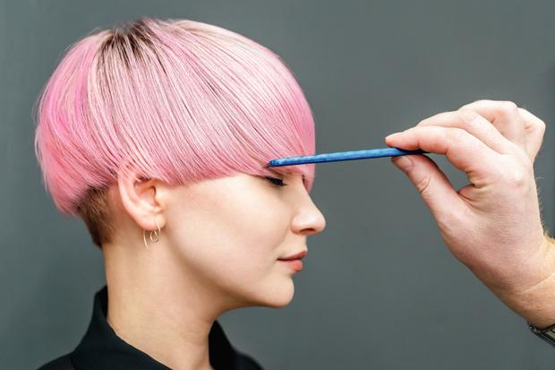 изменила цвет волос изменилась жизнь, значение цвета волос, почему женщины меняют цвет волос