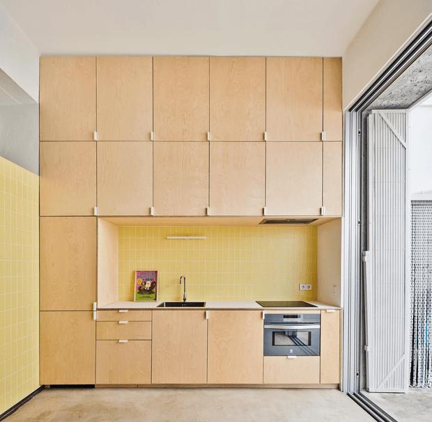 Фото №3 - Квартира-трансформер в Мадриде