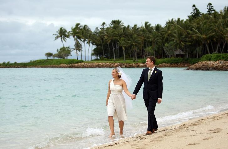 Фото №1 - Делает ли брак счастливее