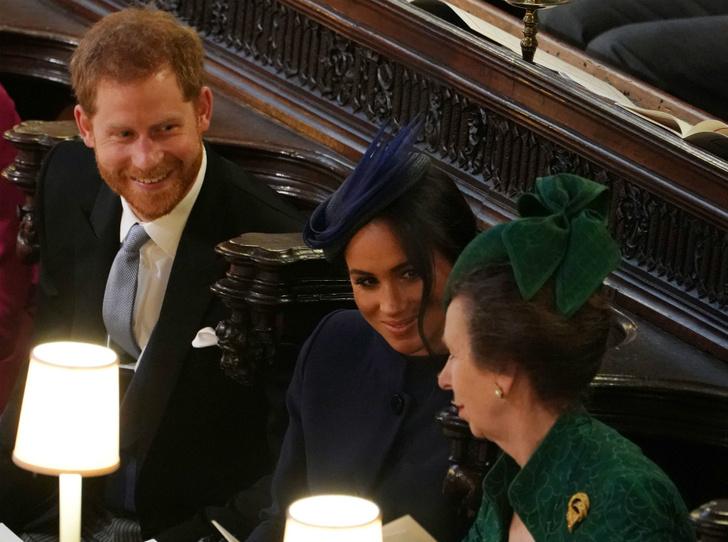 Фото №4 - Гарри и Меган отказываются от королевского титула для первенца