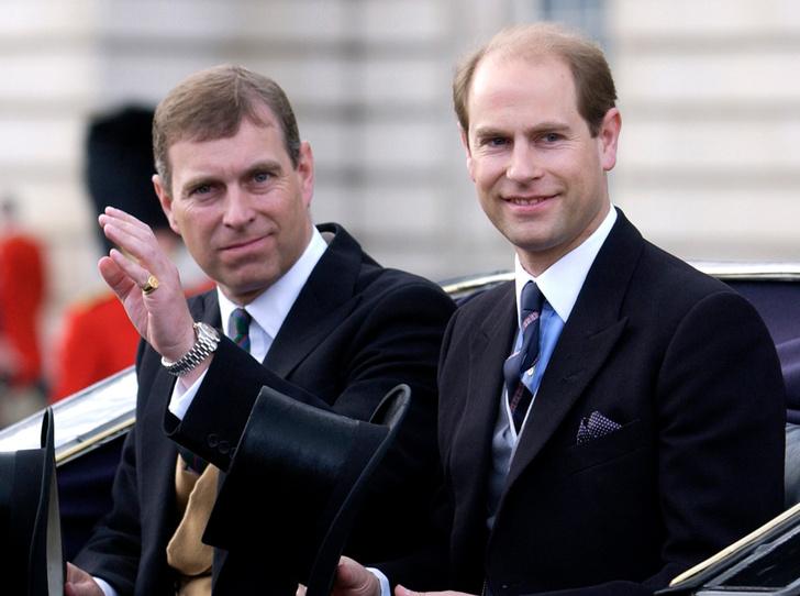 Фото №1 - Война «запасных» принцев: соперничество и вражда младших сыновей Елизаветы II