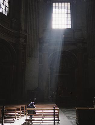Фото №2 - История одной монахини: «Глас божий из Youtube позвал меня»