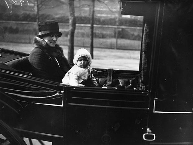 Фото №6 - Принцесса Лилибет: редкие детские фотографии Елизаветы II