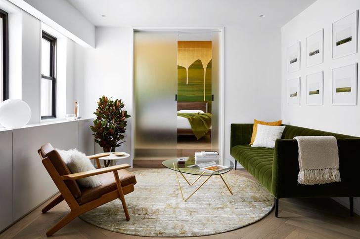 Фото №4 - 10 идей для эффектной гостиной
