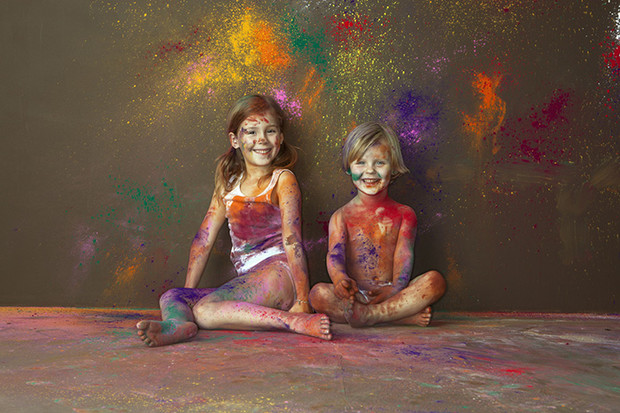 Фото №2 - Почему детям нравится рисовать на обоях