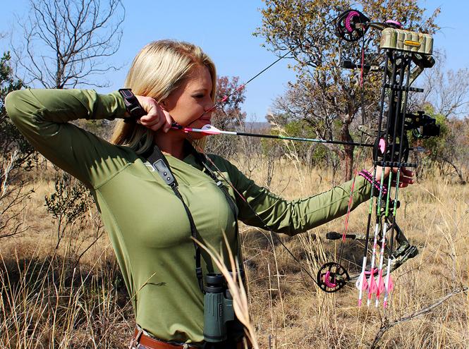 Фото №17 - Убийственная красота: женская охота как тренд