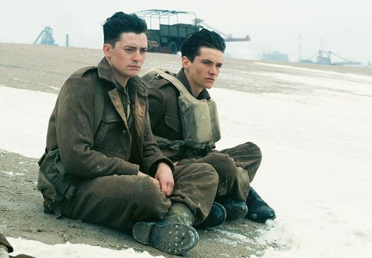 Фото №2 - Рожденный всплывать: история героя из фильма «Дюнкерк»