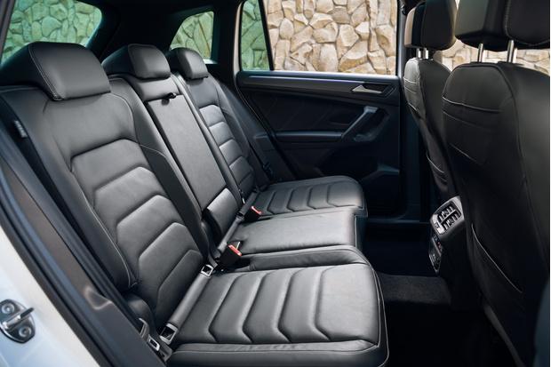 Фото №6 - Volkswagen объявляет о начале продаж нового кроссовера Tiguan