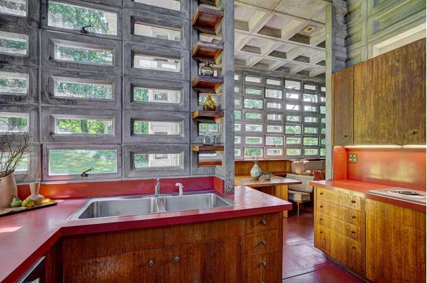 Фото №4 - Kalil House: самый неизвестный дом Фрэнка Ллойда Райта