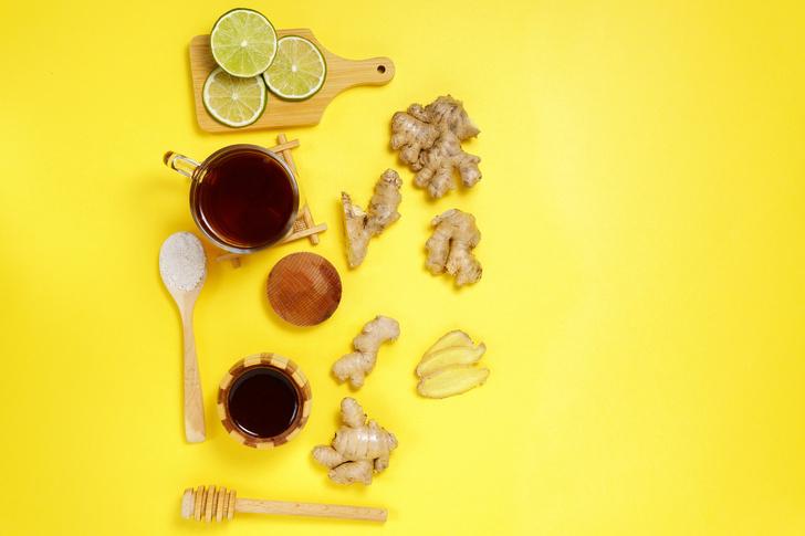Фото №5 - Рецепт имбирного чая для похудения и детокс-диеты